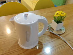 FREE RENTAL ELECTRIC KETTLE FOR BABY