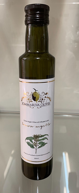 Lemon Myrtle Infused Olive Oil - 250ml