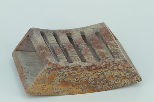 Soap Dish 1 - All Natural Stone
