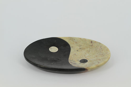 Soap Dish 3- All Natural Stone