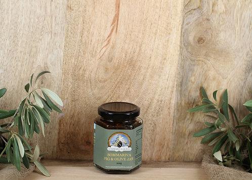 Olive & Fig Jam - 200g Jar