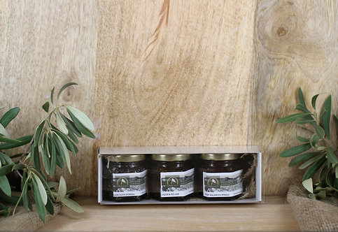 Table Olive Spread Gift Box