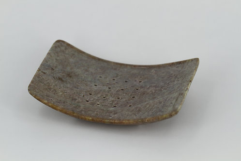Soap Dish 1- All Natural Stone