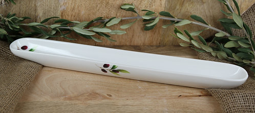 Table Olive Stick Serving Dish - 35cm
