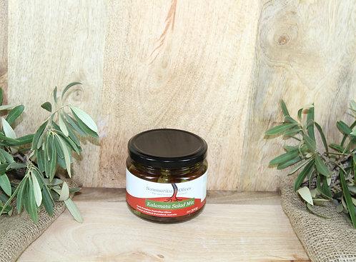 Kalamata Salad Mix - 300g Jar