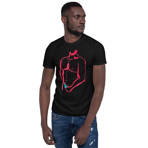 Hunk Short-Sleeve Unisex T-Shirt
