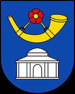 Wappen der Stadt Horn-Bad Meinberg