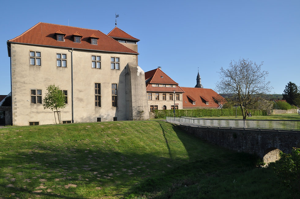 Burgansicht Wall