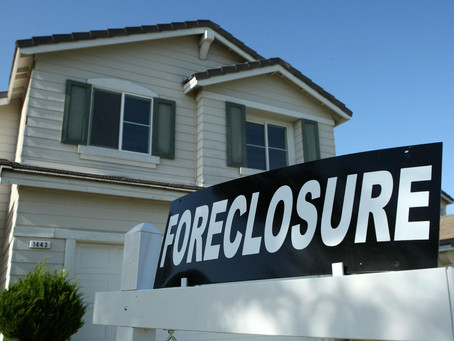 What is a Pre-Foreclosure Home?