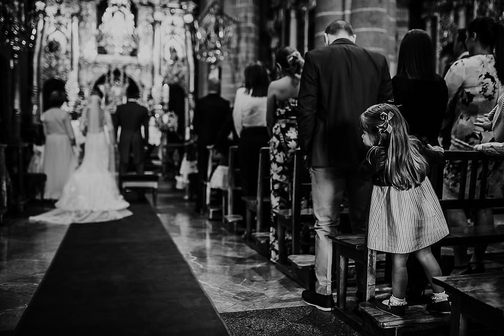 Boda en Basílica de Nuestra Señora del Pino