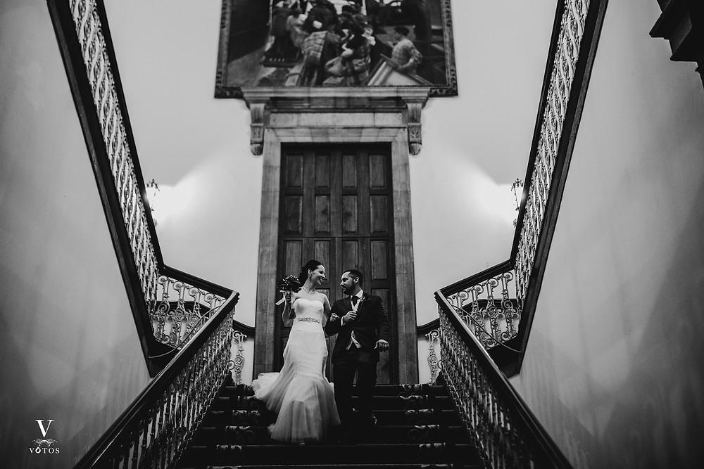 boda Salón de Oro Casas Consistoriales
