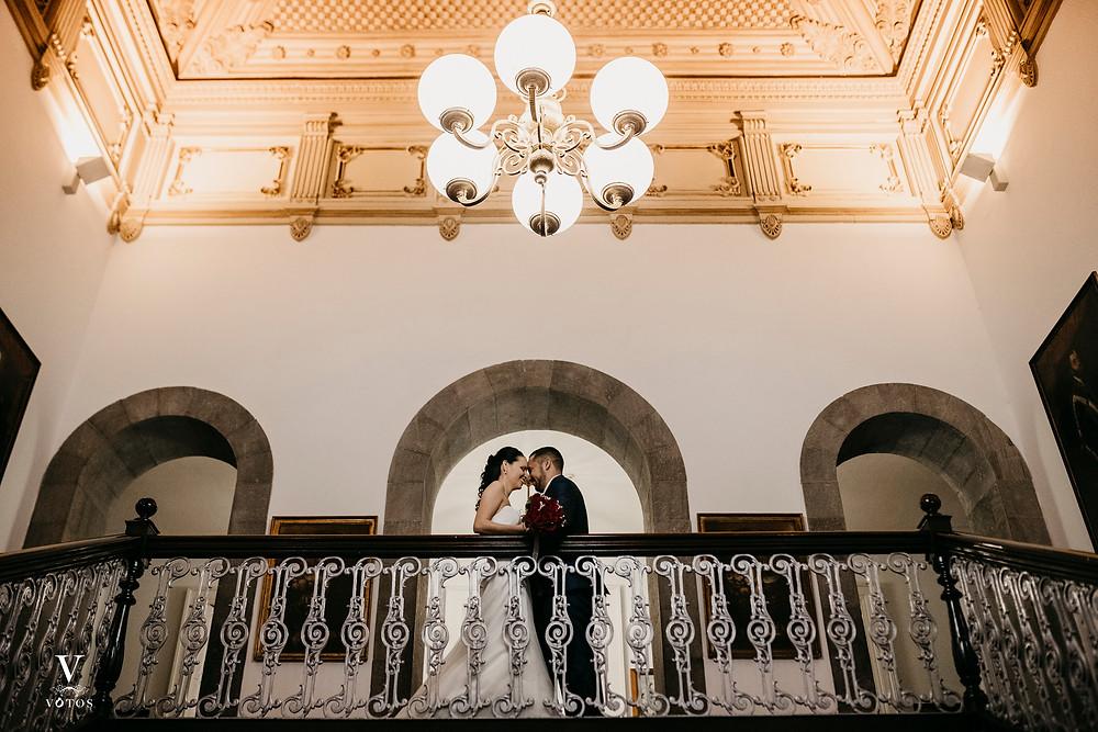 Salón de Oro Casas Consistoriales boda