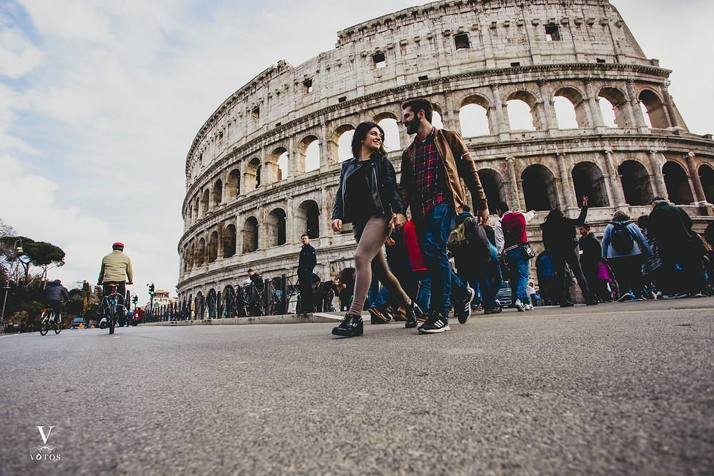 Boda Arco  de Augusto Roma