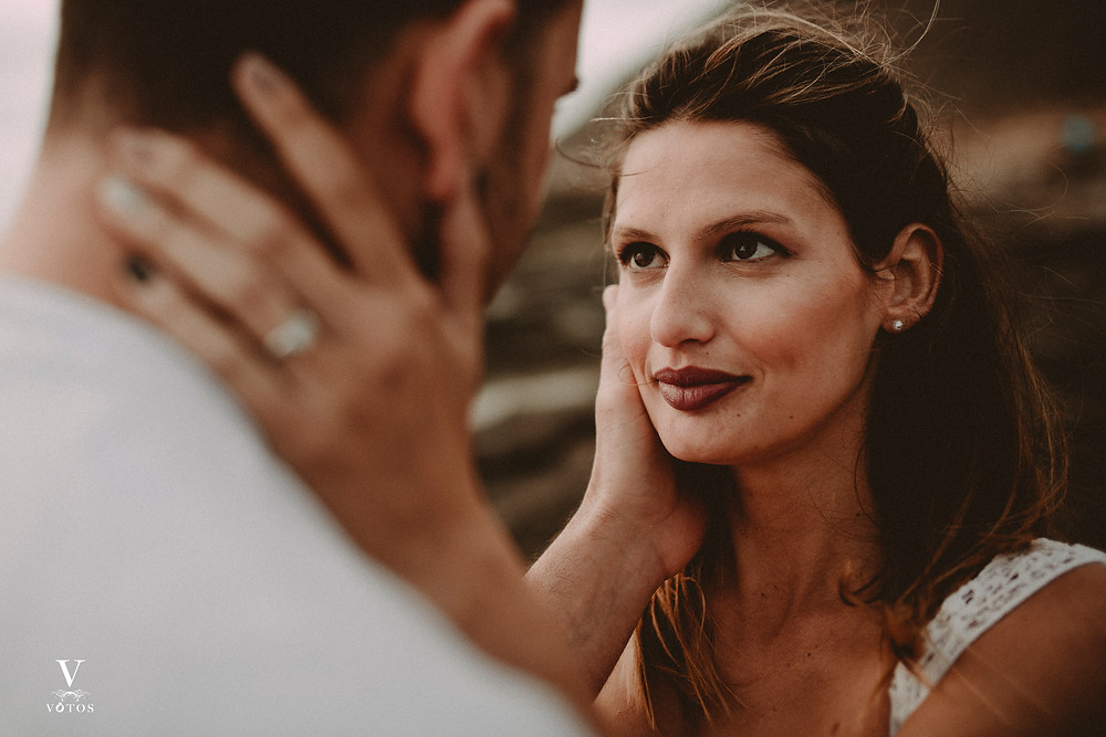 Fotografia de bodas en la Playa el Confital Gran Canaria