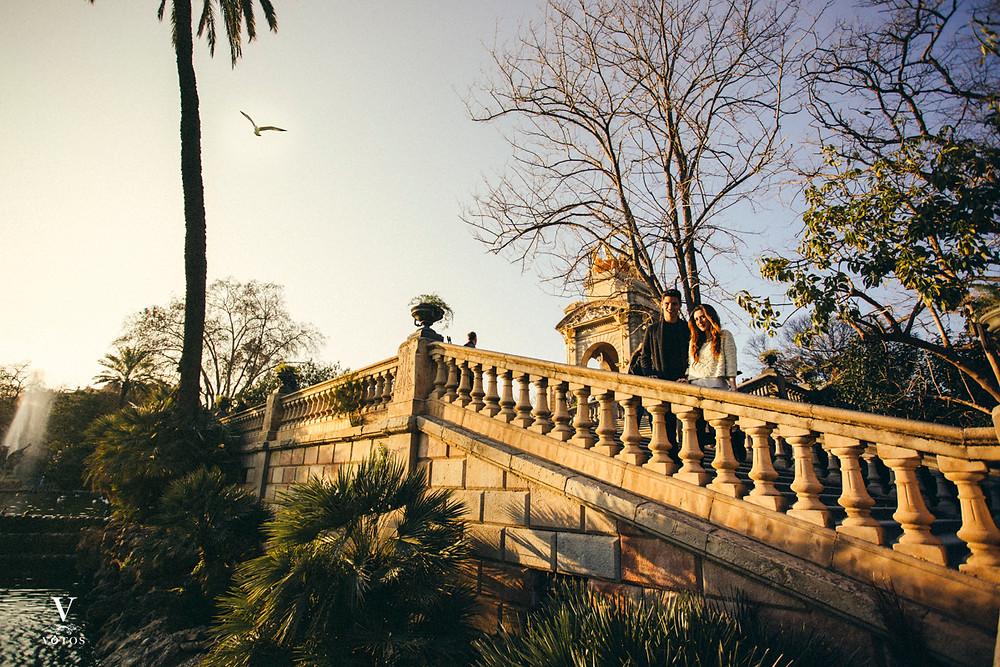 Boda Barcelona Parque de la Ciudadella