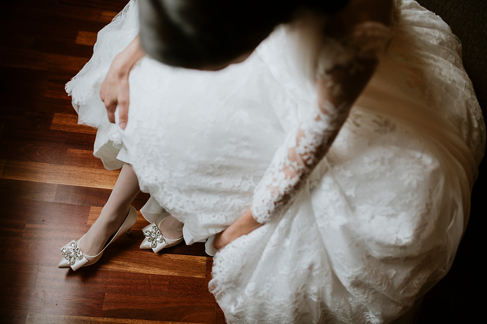 Zapatos de Novia Gloria Ortiz