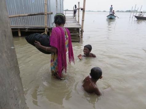 Überschwemmung im C&B Gard Bordell