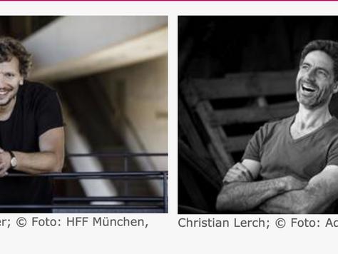 Regisseure Markus H. Rosenmüller und Christian Lerch spenden Honorar