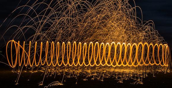 Pyrotechnik WW 2 800DPI Gloss Print