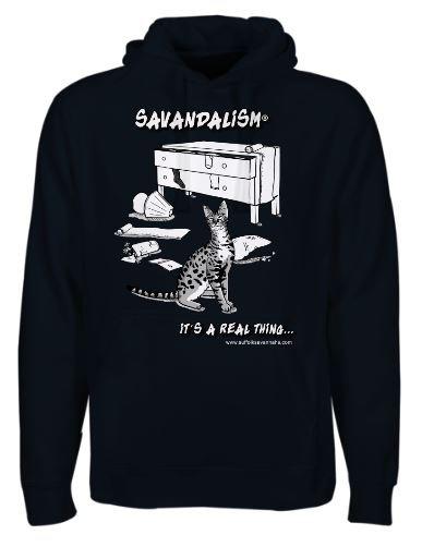 Savandalism Hoodie