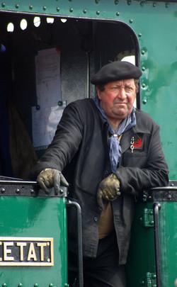 gallic train driver