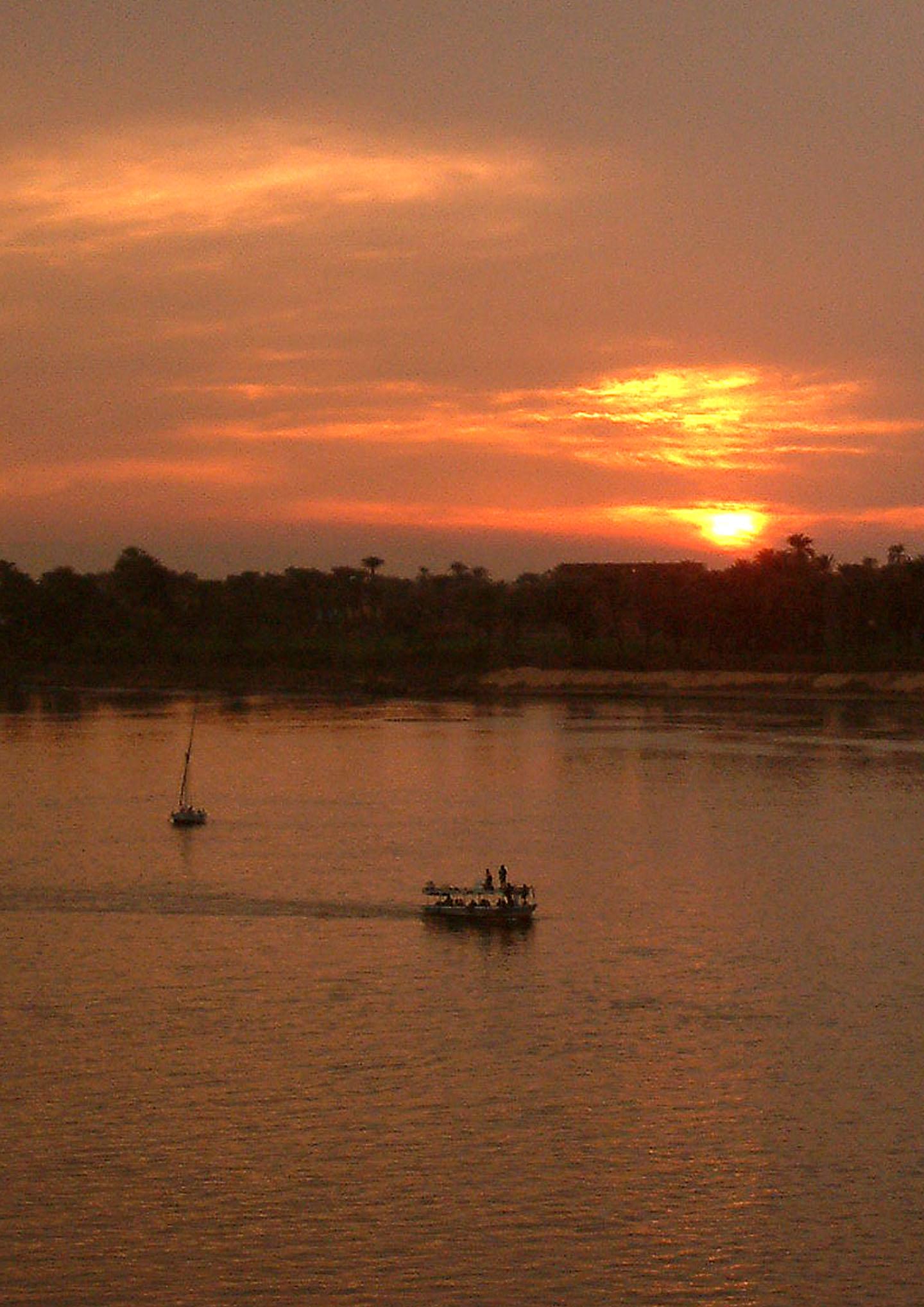 Nile Sunset 3 opening 07