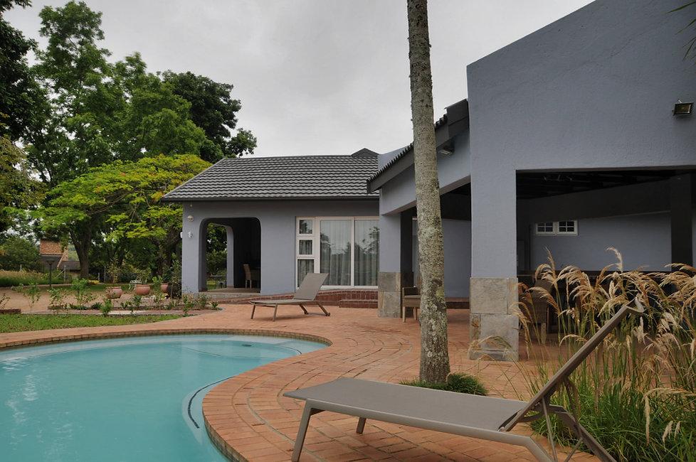 ilanda guesthouse - swimming pool & lapp