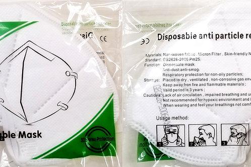 KN95 Protective Mask 20pcs per pack
