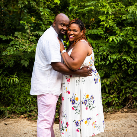 Playful Stones River Greenway Anniversary Session | Nashville Engagement Photographer