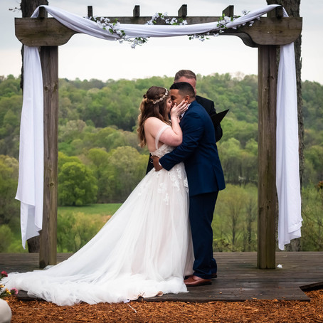 Rustic Romantic Owen Farms Wedding | Nashville Wedding Photographer