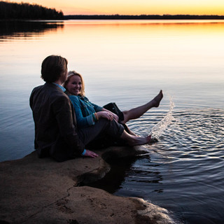 Long-Hunter-State-Park-Fall-Engagement