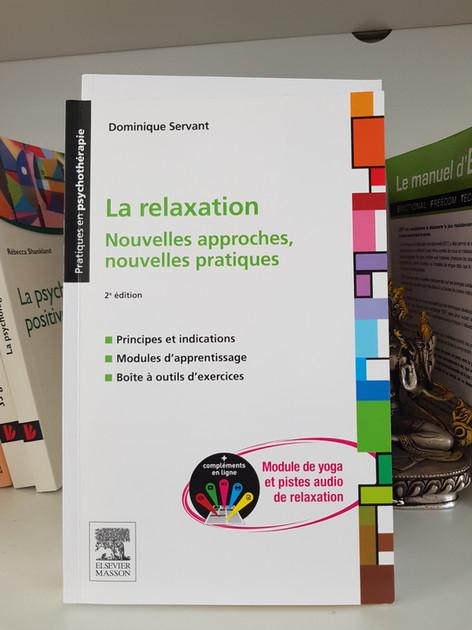 La relaxation, Dr Dominique Servant