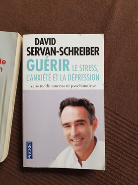Guérir le stress, l'anxiété et la dépression