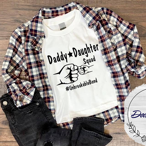 Daddy Daughter Squad