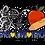 Thumbnail: 017 Peace Love Teach TShirt