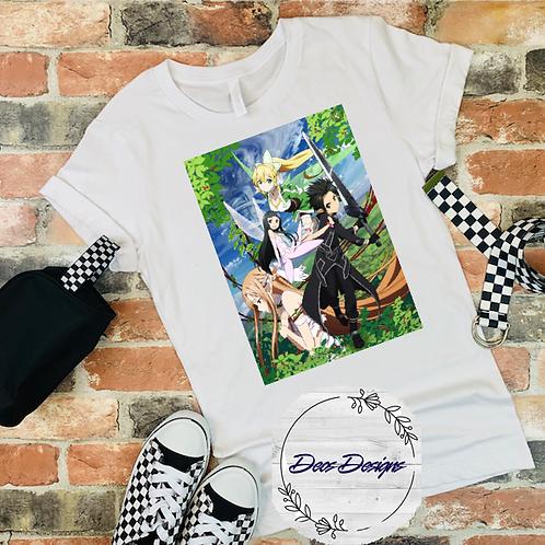 Sword Art Online - 006 TShirt