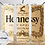 Thumbnail: 013 Hennessy - 20oz Skinny Tumbler