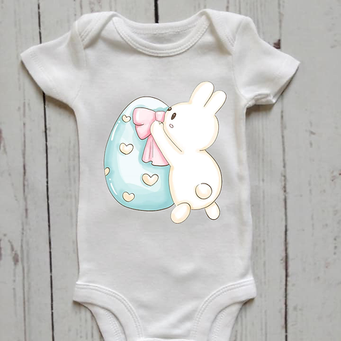 Easter Bunny w/ Egg