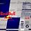 Thumbnail: 041 Red Bull - 20oz Skinny Tumbler