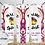Thumbnail: 021 Malibu Splash Passion Fruit - 20oz Skinny Tumbler