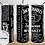 Thumbnail: 015 Jack Daniels Whiskey - 20oz Skinny Tumbler