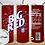 Thumbnail: 046 Big Red - 20oz Skinny Tumbler