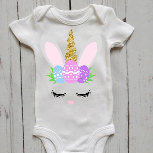 Easter Bunny Unicorn Onesie