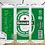 Thumbnail: 011 Heineken - 20oz Skinny Tumbler