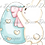 Thumbnail: Easter Bunny w/ Egg