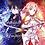 Thumbnail: Sword Art Online - 017 20oz Skinny Tumbler