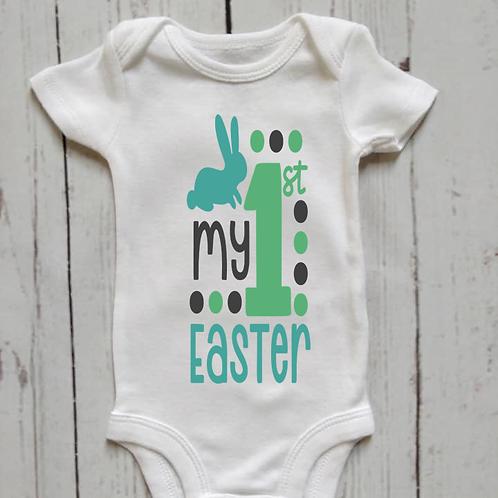 My 1st Easter Baby Onesie