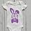 Thumbnail: Boy Easter Bunny Monogram