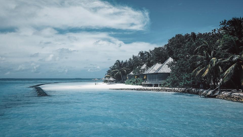 Resort Tropical Island
