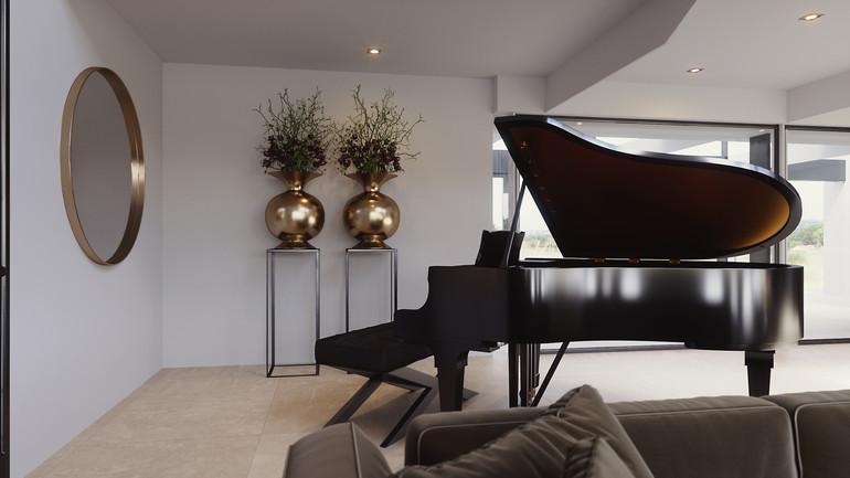 Boudier Interior Design high end villa I